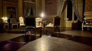 un viaggio nella bellezza notturna della Sicilia nobiliare