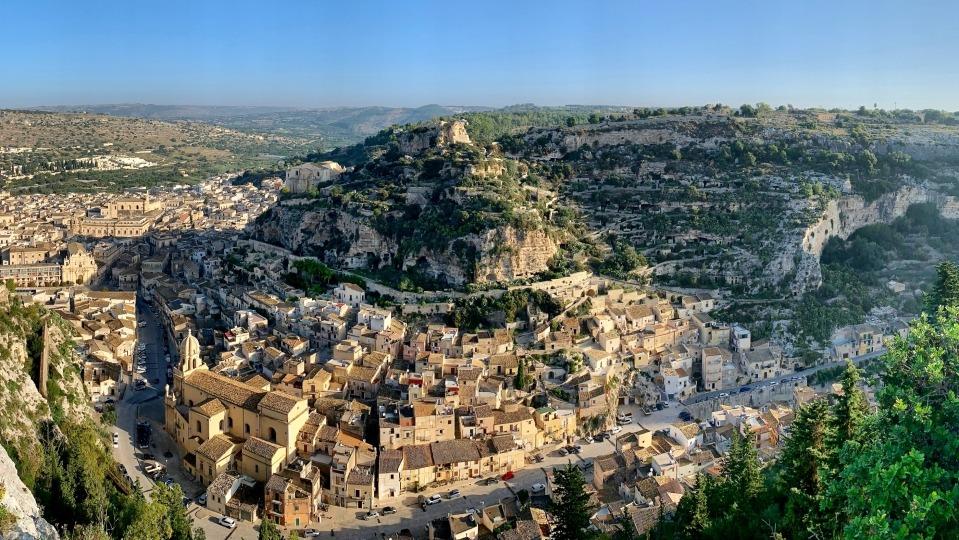VI Meeting Regionale Vie Sacre Sicilia a Scicli