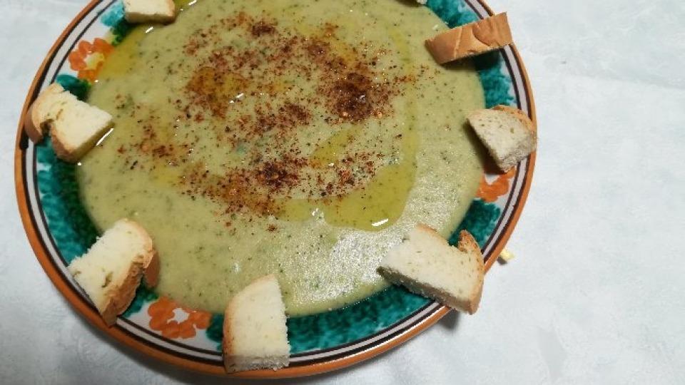 La polenta di cicerchia a Monterosso Almo