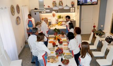 Sicilian Culinary Center Turi Chef