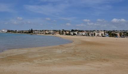 A due passi dalle spiagge sabbiose