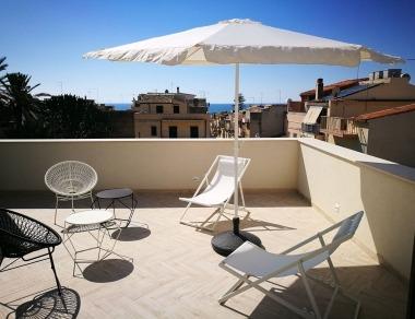 Un meraviglioso terrazzo nel centro di Donnalucata
