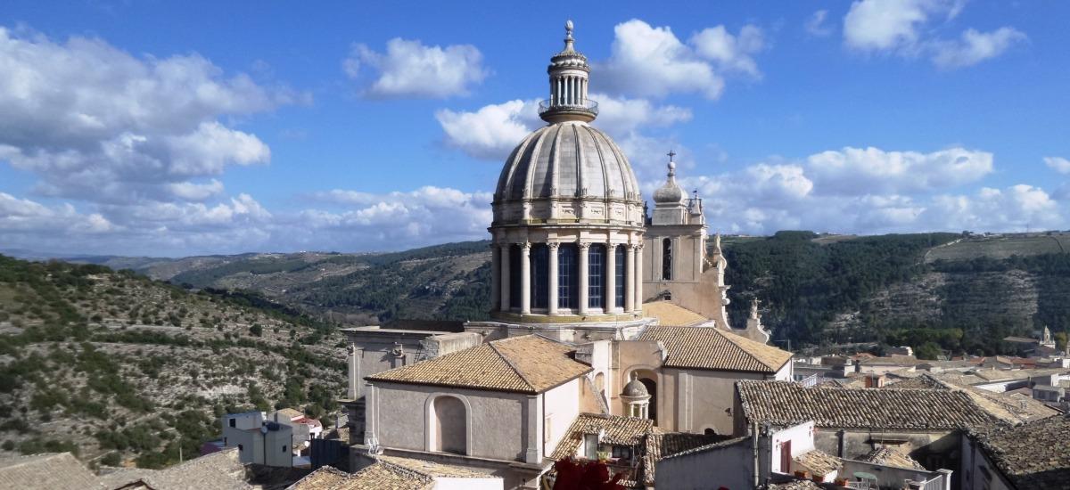 Questa è la meravigliosa vista che ogni viaggiatore potrà ammirare dal Duomo Relais