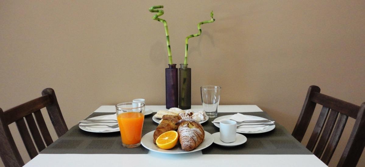 una colazione a km 0 basata sui prodotti del territorio