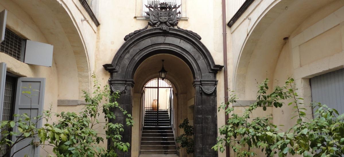 Costruito dopo il disastroso terremoto del 1693