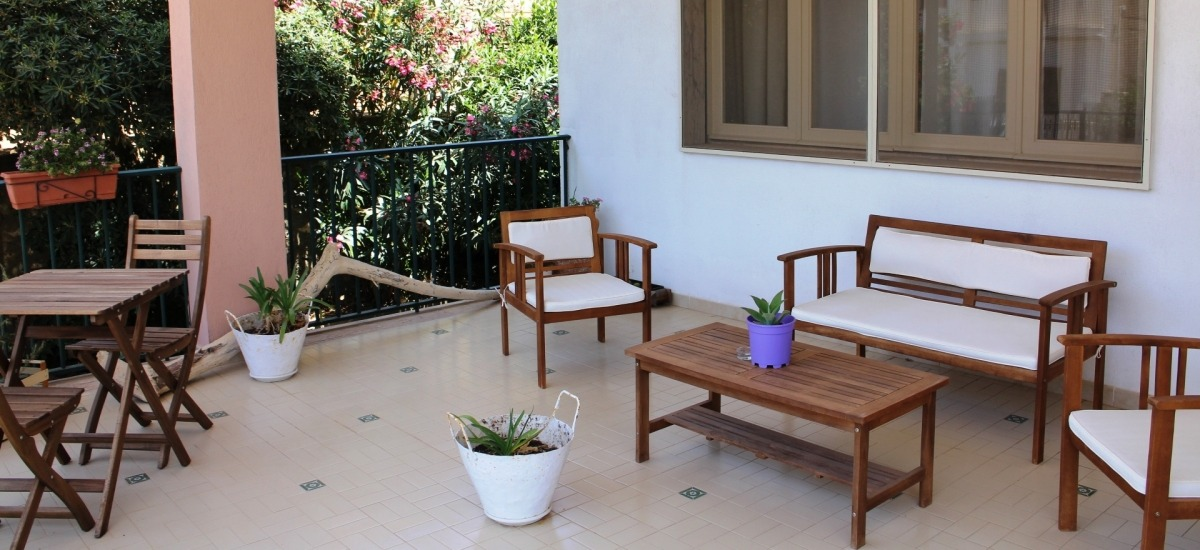 veranda dove trascorrere i vs momenti di relax