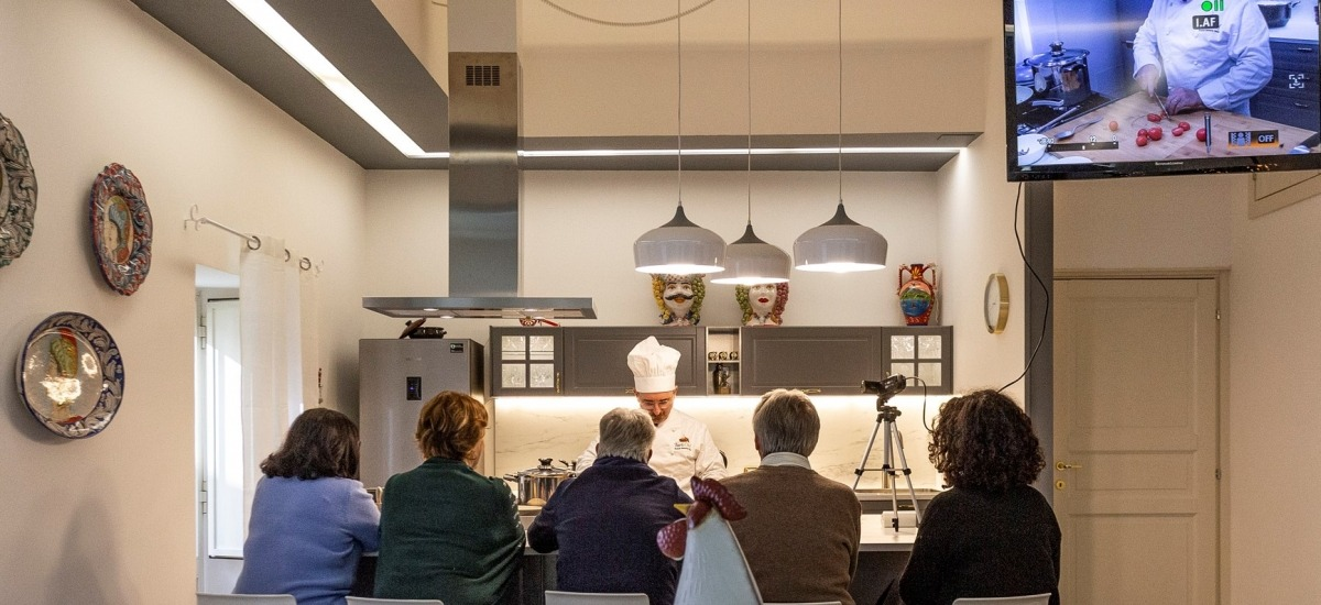 A cooking school for travelers