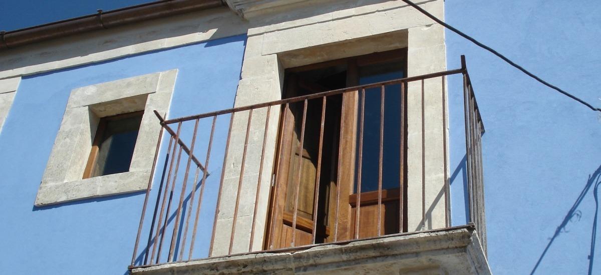 Quartiere storico di Palazzolo Acreide