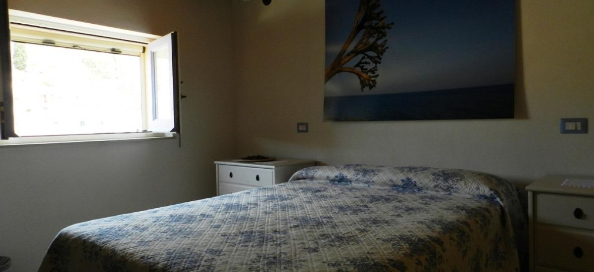 dove si trova la camera da letto con finestra panoramica