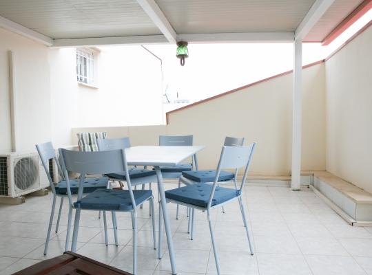 terrazza casa di Mara