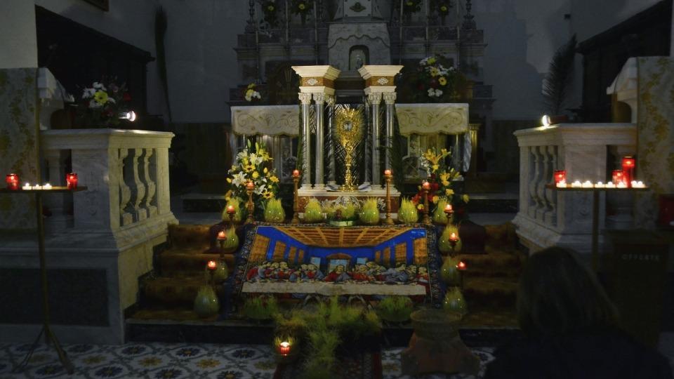 tradizioni di Pasqua a Palazzolo Acreide