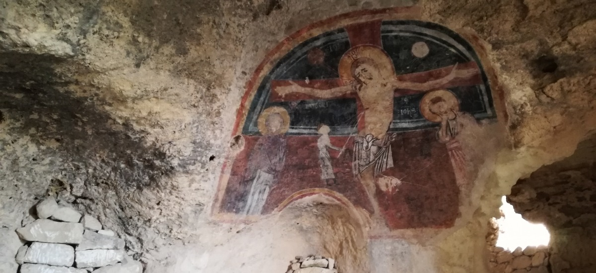 Grotta dei Santi, sito archeologico e naturalistico di Monterosso Almo